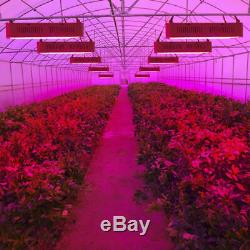 2 X 1000w Led Grow Light Lamp Monopuce Full Spectrum Indoor Plant Médical Veg
