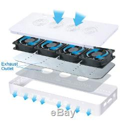 2000w Led Grow Light Full Spectrum Serre Hydroponique Intérieur Veg Us Stock