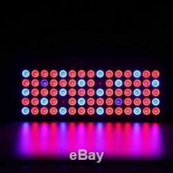 2000w Led Grow Light Lamp Panel Uv Ir Spectre Complet Hydroponique Plante Veg Fleur