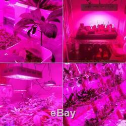 2000w Led Pleine Lumière Plante Pousse Spectre Lampe À Effet De Serre D'intérieur Et Veg Flower Hot