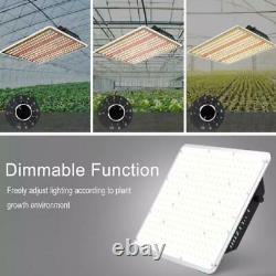 2000w Quantum Samsung 301b Led Grow Light Pour Les Plantes À L'intérieur All Stage Veg Flower
