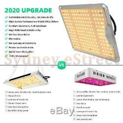2020 New 1000w Full Spectrum Led Grow Light Samsungled Lm301b Plantes D'intérieur Veg