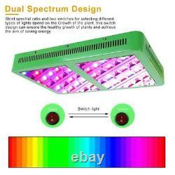 240w-960w Hydro Réflecteur Led Grow Light Full Spectrum Intérieur Plante Veg Fleur