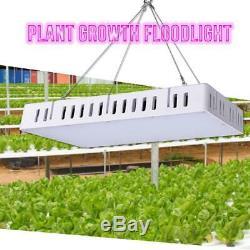 2x 1500w Led Grow Light Lamp Double Chip Full Spectrum Indoor Plant Médical Veg