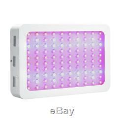 2x 1500w Led Grow Light Lamp Double Chip Full Spectrum Intérieur Veg Usine De Fleur