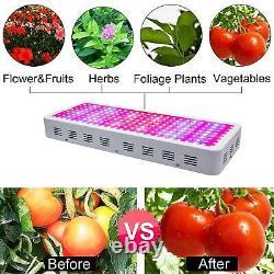 3000w Dual Chips Led Grow Light Full Spectrum Growing Light Indoor Plant Veg