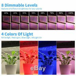 3000w Led Grow Light Réflecteur Full Spectrum Intérieur Veg Flower Panel Lampe Pour Plantes