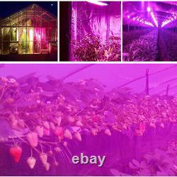 4 X 1500w Bricolage Led De Croissance Lumière Pour La Maison Intérieure Hydroponic Veg Bloom Lampes De Plantes