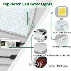 4000w 2000w 1000w Led Grow Light Full Spectrum Samsung Lm301b Plantes Veg Fleurs