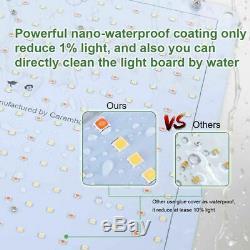 4000w Led Grow Light 4'x4' Flower Full Spectrum Pour L'intérieur Des Végétaux Veg 1152pc Led
