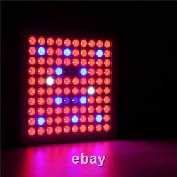 4x 5000w Led Grow Light Full Spectrum Indoor Hydroponic Plant Flower Veg Lamp États-unis