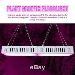 5 X 1500w Diy Led Grow Light Pour Maison Intérieur Hydroponique Veg Bloom Lampes Usine
