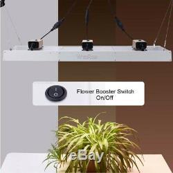 5000w Led Blanche Grow Light Sunlike 3500k Plein Spectrums Pour L'intérieur Veg & Fleurs