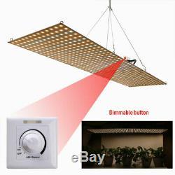 500w Full Spectrum Dimmable Led Grow Light Indoor Hydroponique Croissance Des Plantes Veg