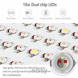 600w 1000w Watt Led Kits D'éclairage Usine Grossir Panneau Lampe Hydroponique Veg Flower Nouveau