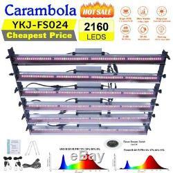 720w Red Light Led Grandir Grandissant Lampe Light Bar Full Spectrum Intérieur Veg & Fleurs