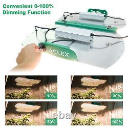 Aglex 4000w Led Grow Light For Indoor All Stage Veg Flower Plants Full Spectrum