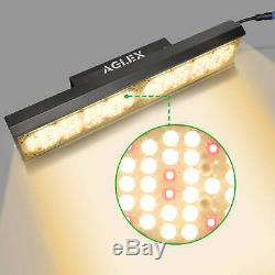 Aglex G110w Led Grow Ampoule Sunlike Full Spectrum Intérieur Veg Lampe Usine