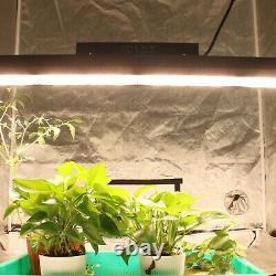 Aglex G220 Led Grow Light Sunlike Full Spectrum Veg Flower Ir For Plants Growing