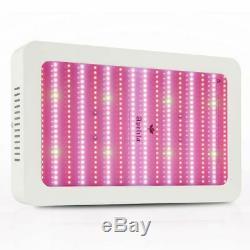 Ap 5000w Led Grow Light Full Spectrum Veg & Bloom Double Commutateur Pour Plantes D'intérieur