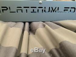 Avancée Led Platinum Series 450w 12 P450 Bande Grow Light Double Veg / Plein Fleur