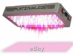 Avancée Platinum Series P300 300w Led 12-bande Grow Light Double Veg / F Flower