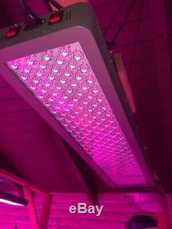 Avancée Platinum Series P600 600w Led 12-bande Grow Light Double Veg / Fleurs