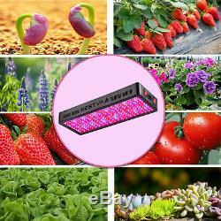 Bestva Led Grow Light Full Spectrum Hydro Veg Fleur Médicale Lampe Pour Plantes