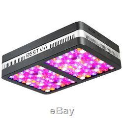 Bestva Réflecteur 1200w Full Spectrum Hydro Led Grow Light Avec Veg Bloom Commutateur