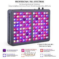 Bloomspect Dimmable Series 1200w Led Grow Light Full Spectrum Veg & Bloom Dimmer