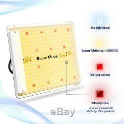 Bp 1000w Led Grow Light Full Spectrum Pour L'intérieur Usine Toutes Les Étapes De La Lampe Veg Bloom