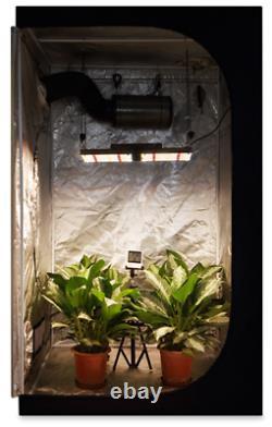 Cali Gro Led 250w Grow Light Samsung Lm301h Indoor Plants Veg Flower Uv