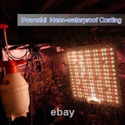 Carambola Dimmable 1500w Led Grow Light Full Spectrum Pour Les Plantes Uv Ir Veg Bloom
