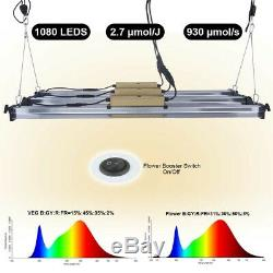 Carambole 9000w Led Grow Light Sunlike Full Spectrum Bar Bande Veg Fleur Uv Ir