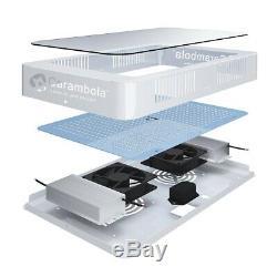 Cb 5000w 8000w Led Grow Light Full Spectrum Veg & Bloom Commutateur Double Hydroponique