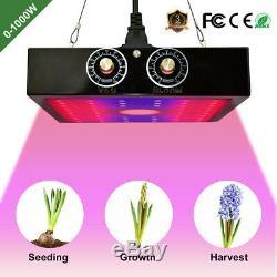Cob Led Grow Light Full Spectrum Pour Les Plantes À Effet De Serre D'intérieur Seeding Veg