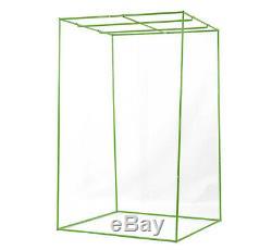 Complète Boîte Verte 600w Led Grow Light Grossir Kit Tente & Veg Floraison Tissu Pots