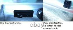 Durolux T5 Ho Indoor Grow Light 4 Ft 8 Lampes Dl848s Fluorescent Veg Bloom
