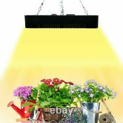 Full Spectrum 300 Led 5000w Grow Light Veg Ir Intérieur Hydroponique Plante Croissant Pg