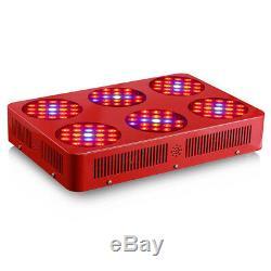 Goldenring S6 1260w Full Spectrum Led Grow Light Lampe D'intérieur Plante Veg Bloom