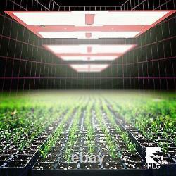 Hlg 600 R Horticulture Éclairage Groupe Led Grow Light Pour Bloom Et Veg 600w