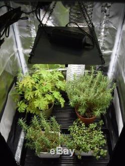 Hlg 65 Conseil Lighting Group Horticulture Quantum Led Grow Light & Veg Bloom 4000k