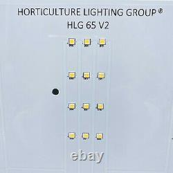 Hlg 65 V2 4000k Horticulture Lighting Group Quantum Board Led Grow Light Veg 4k