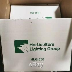 Horticulture Lighting Group Hlg 550 V2 Rspec Led Élèvent La Lumière Bloom Veg