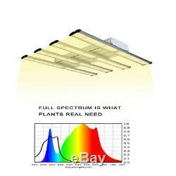 Hydroponique 1200with1800w Led Grow Light Full Spectrum Pour Veg Et Bloom Végétaux De Culture
