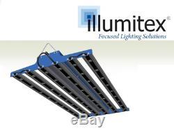 Illumitex Neosol Ns 300 Watt Led Élèvent La Lumière Avec 6 36 Pouces Bars F3 Veg / Fleur Spec