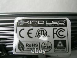 Kind Led X80 Veg Grow Light Garantie Limitée De 6 Mois