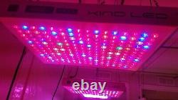 Kind Led Xl750 Grow Light 415 Watt Draw At Wall Full Spectrum Veg/flower