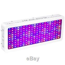 King 2000w Grow Light Full Spectrum Veg Flower Panel Lampe De Plantes D'intérieur Us Stock