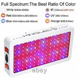 King Plus 1200w Led Grow Light Full Spectrum For Greenhouse Indoor Plant Veg And King Plus 1200w Led Grow Light Full Spectrum For Greenhouse Indoor Plant Veg And King Plus 1200w Led Grow Light Full Spectrum For Greenhouse Indoor Plant Veg And King Plus